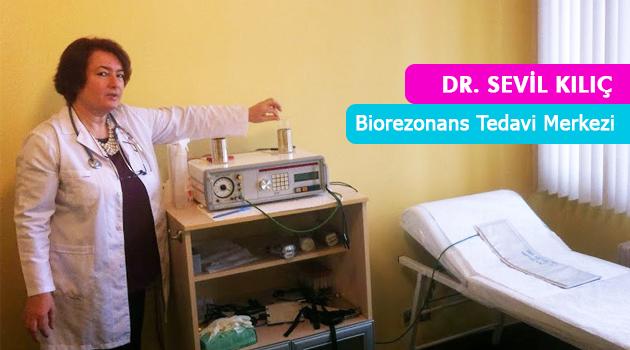 İstanbul'da Dr. Sevil Biorezonans Merkezi'nden Dr. Sevil Kılıç