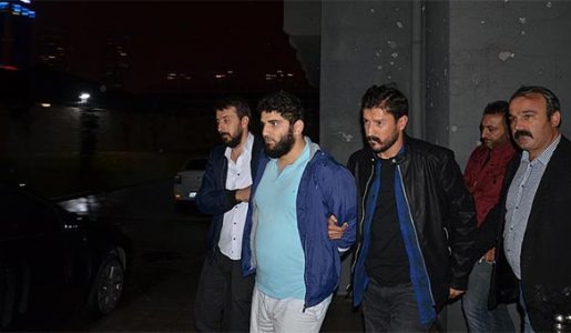 Ataşehir'de başörtülü kadını yumruklayan Hakan Dağ yakalandı