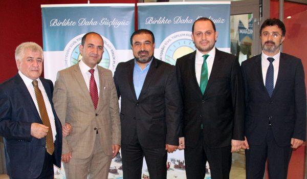 Doğu-Güneydoğu Sivil Toplum Kuruluşları Birlik Platformu (DOĞU-BİR)