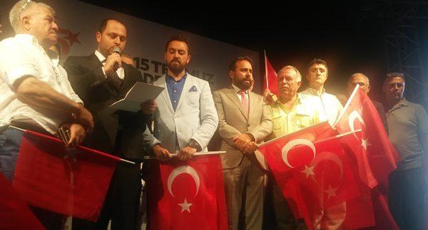 15 Temmuz Platformu Başkanı Avukat Aydoğan Ahıakın: Yargılanmaların hızlandırılması gerek